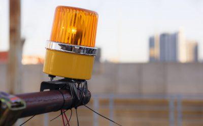 baterías para luz de emergencia- valiza